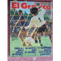 Boca San Lorenzo Obras Campeon / El Grafico 3293 De 1982