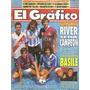 El Gráfico 3873 G- Ariel Burrito Ortega - River / Croceri