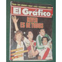 Revista Grafico 3499 River Plate Copa Libertadores Colombia