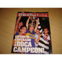 Boca Campeon Supercopa 89 El Grafico Extra Raro