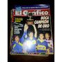 El Gráfico 3668 Boca Campeon Copa Oro Gatti Polo Jujuy Salta