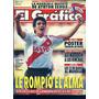 Revista El Grafico 75 Años Ed.3891 Ariel Ortega River