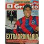 El Grafico - San Lorenzo, Maradona, Silas - Nº3903 26/7/1994