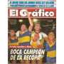 Revista Grafico 3676 River Gimnasia Boca Campeon Recalde Gol