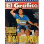 El Grafico - Boca Campeon 1992, Marcico - Nº3820 22/12/1992