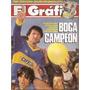 Revista Grafico 3742 Boca Juniors Campeon Diego Latorre