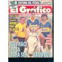 El Grafico 3719 Año 1991 Boca Vilas Bochini Tabarez Villarea