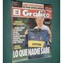 Revista Grafico 3925 River Plate Campeon Marzolini Boca Jrs