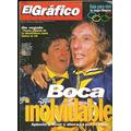 * El Grafico N° 4006 Boca Inolvidable Olimpiadas Sin Poster
