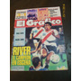 El Grafico 3774 4/2/92 Ramon Diaz River Plate