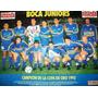 Poster Boca Campeon Copa De Oro 1993