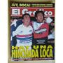 San Lorenzo / El Grafico 3944 De 1995 Central Gimnasia