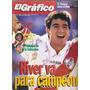 El Gráfico 4026 B- Cerro Porteño Campeon Paraguay/ Holyfield