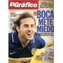El Gráfico 4072 A- Diego Latorre-boca/ Maradona/ Francescoli