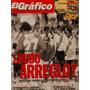 Revista Grafico 4083 River Plate Argentinos Juniors Arreglo