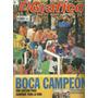 El Grafico Nro 4130 - Boca Campeon 1998 -