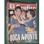 Revista Grafico 3819 Muerte Mouras Boca Platense Mederos