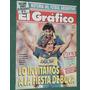 Revista Grafico 3726 Copa Libertadores Boca River Yudica F1
