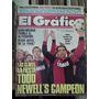 Revista El Grafico Todo Newell S Campeón