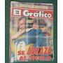 Revista Grafico 3971 Boca Banfield Caniggia Lanus Maradona