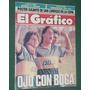 Revista Grafico 3779 Boca Ferro Colo Colo Newells Old Boys