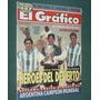 Revista Grafico 3943 Argentina Campeon Mundial Juvenil