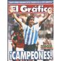 Revista El Grafico 3848 Argentina Campeon Americ 93 Banfield