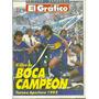 El Gráfico Edic. Especial Nro 70 - Boca Campeón 1992