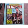 Racing El Grafico Nº 3871 / 1993 Platense Central