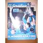 Revista El Grafico Boca Campeón Intercontinental Año 2003