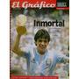 El Grafico Extra 218 - Tributo A Diego Maradona.