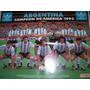 Poster Seleccion Argentina Campeon De America 1993 Futbol