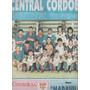 Lote :posters Central Cordoba - Santiago Estero -clippings-