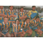 Lote Rosario Central. 7 Posters - Recortes- Fotos. Campeon