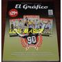 El Grafico 90 Años De Historia 3 Libros De Coleccion Revista