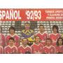 Lote: 5 Posters Deportivo Español- Campeon- Recortes- Clipp
