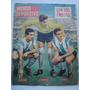 Revista Mundo Deportivo Nº 384 Lamina Lanus Campeonato 1956