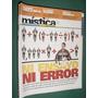 Revista Mistica Ole 5/6/99 Poster Bibiana Bareto Arsenal