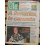 Diario Ole 30/7/1996 Espinola- Windsurf Medalla De Plata