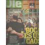 Diario Ole 2009 Febrero 6 Boca Cumpleaños Palacio 250 Chicas