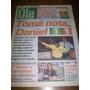 Diario Ole 20/1/1997 - Argentina 1 Colombia 1 / Uby Sacco