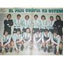 Lamina Seleccion Nacional Argentina Mundial Alemania Soccers