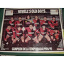 Newells Old Boys Campeon Poster Original Futbol Temporada 91