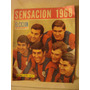 Revista El Ciclón Extra 8/1968 Buttice Fischer Veglio Tojo