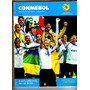 Revista ** Conmebol ** Corinthias Campeon Mundial 2013 N°135