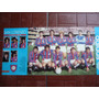 San Lorenzo Temporada 1987/88 Lamina De Superfutbol