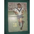 Poster Grafico Original Futbol Velez Sarsfield Luis Gallo