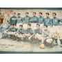 Poster Seleccionado Italiano 1956 Mundo Deportivo