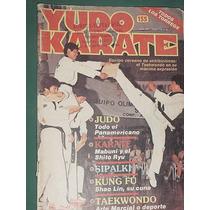 Revista Yudo Karate 155 -jul88- Sipalki Kung Fu Taekwondo