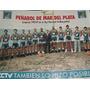 Poster Lamina Original Grafico Peñarol Mar Del Plata Campeon